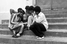 Group Studies at Mecca Masjid